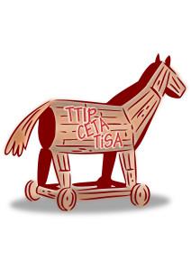 Das Freihandelspferdchen bringt uns allen un-gutes mit!