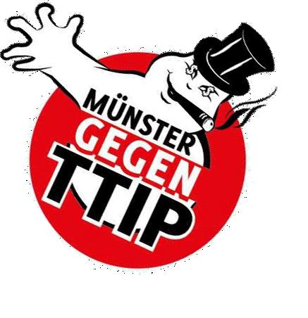 Münster gegen TTIP